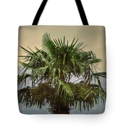 Palm Tree Tote Bag