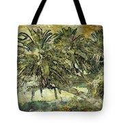 Palms Haiku Tote Bag
