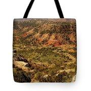 Palo Duro Canyon Texas Tote Bag