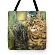 Palo Verde Kitty Tote Bag