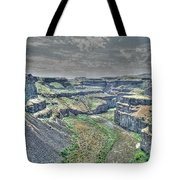 Palouse River Canyon Tote Bag