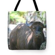 Pam The Bull Tote Bag