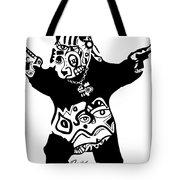 Pandameic Tote Bag