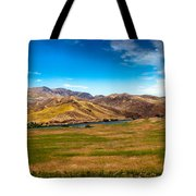 Panoramic Range Land Tote Bag