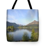 Pap Of Glencoe Tote Bag