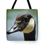 Papa Goose Eye Tote Bag