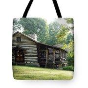 papa Tom's cabin Tote Bag