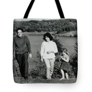 Pappa Hans Mama Chris Colette 1960 Dollerup Hills Denmark Tote Bag