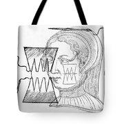 Par� Suture, 1500s Tote Bag
