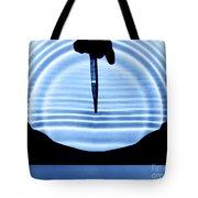 Parabolic Reflection Tote Bag