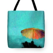 Paradise By The Sea Tote Bag