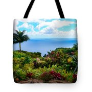 Paradise Found Tote Bag