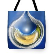 Paradise In A Drop Tote Bag