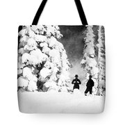 Paradise Inn, Mt. Ranier, 1917 Tote Bag