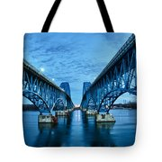 Parallel 3366 Tote Bag
