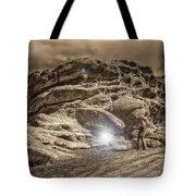Paranormal Rockies Tote Bag