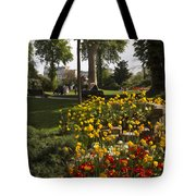 Parc Les Invalides In Spring Tote Bag