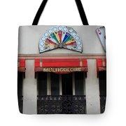 Paris Casino Tote Bag