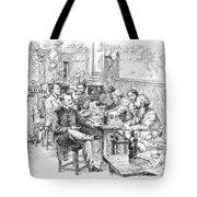 Paris: Chat Noir, 1889 Tote Bag