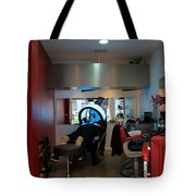 Paris Coiffure Tote Bag