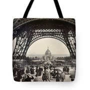 Paris Exposition, 1889 Tote Bag