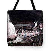 Paris: Fountains, 1889 Tote Bag