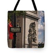 Paris Frame Of Mind Tote Bag