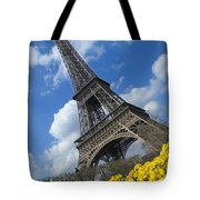 Paris, France Tote Bag
