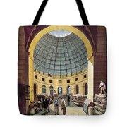 Paris: Halle Au Ble, C1785 Tote Bag