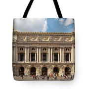 Paris Opera House Tote Bag