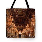 Paris Opera House Vi Tote Bag