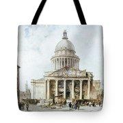 Paris: Pantheon, 1835 Tote Bag