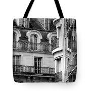 Paris Reflections 1 Tote Bag