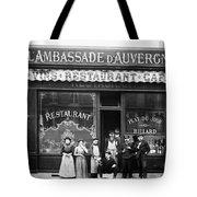 Paris: Restaurant, C1900 Tote Bag