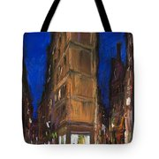 Paris Street 2 Tote Bag