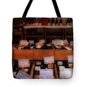 Paris Wine Shop Tote Bag