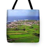 Parish In The Azores Tote Bag