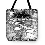 Park Sketch Tote Bag