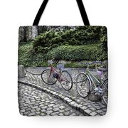 Parked 2 Tote Bag