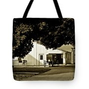 Parked Buggy - Lancaster Pennsylvania Tote Bag