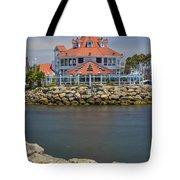 Parker's Lighthouse Tote Bag