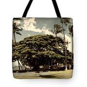 Parkside Postcard Tote Bag