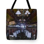 Parlor Car Tote Bag