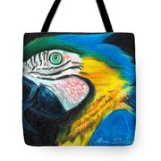 Parrot Miniature Tote Bag