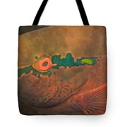 Parrotfish Scaridae Tote Bag