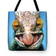 Parsons Chameleon Calumma Parsonii Tote Bag