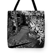 Part Of The Wall Tote Bag