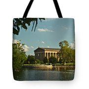 Parthenon At Nashville Tennessee 1 Tote Bag