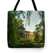 Parthenon At Nashville Tennessee 12 Tote Bag