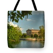 Parthenon At Nashville Tennessee 13 Tote Bag